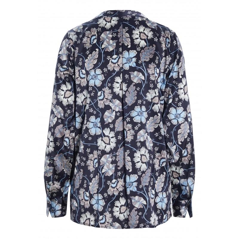SANTENA Shirt - Mystical Blue Dea Kudibal
