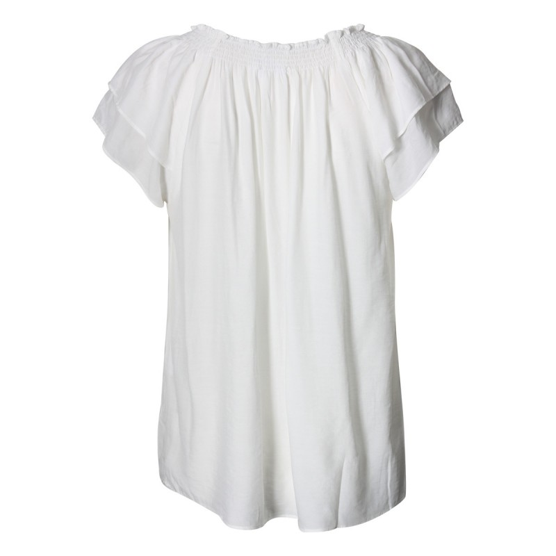 Sunrise Top - White Co'Couture