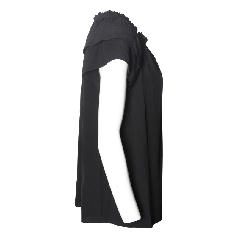 Sunrise Top - Black Co'Couture
