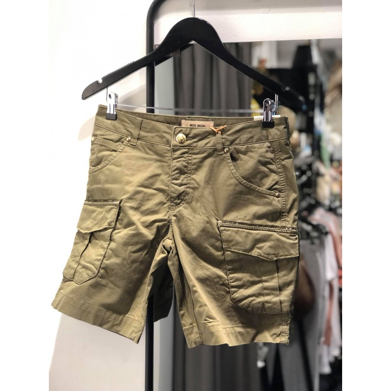 Camille Cargo Shorts - Army