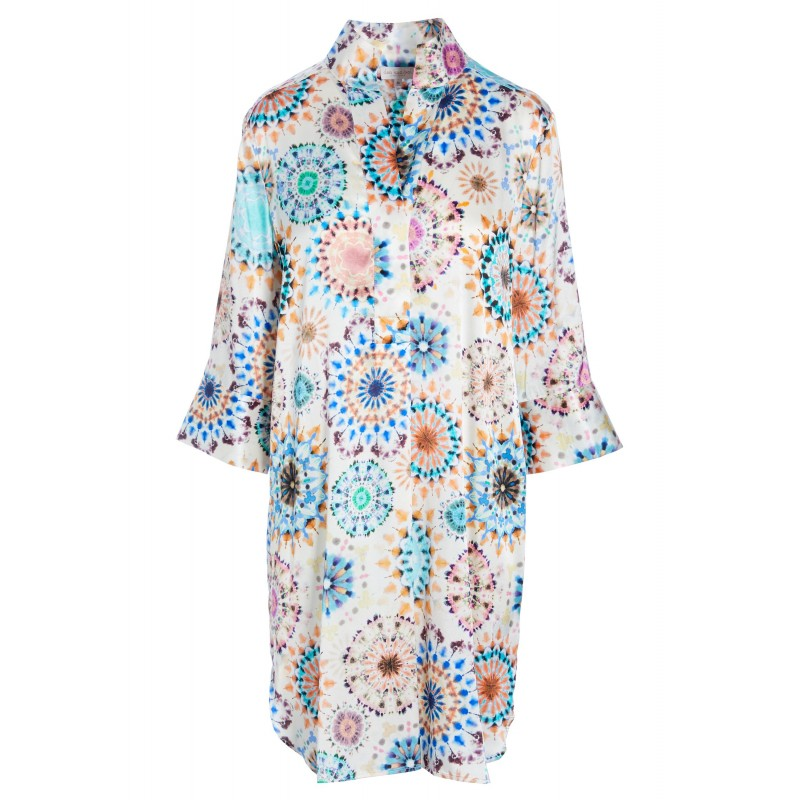 KAMILLE Kaleidoscope Dress
