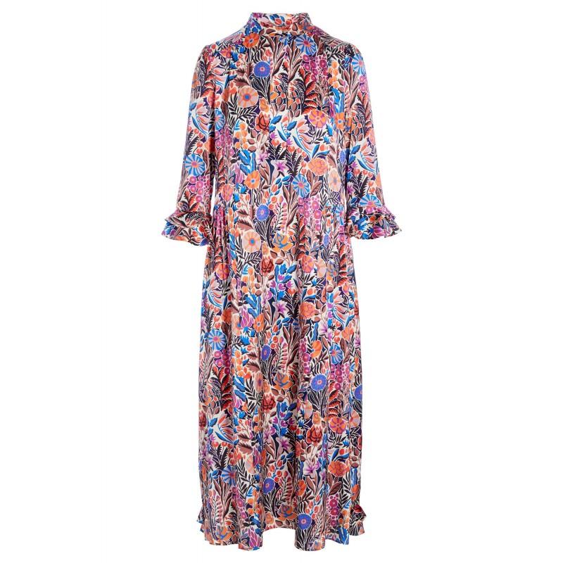 ROSANNA Floral Dress