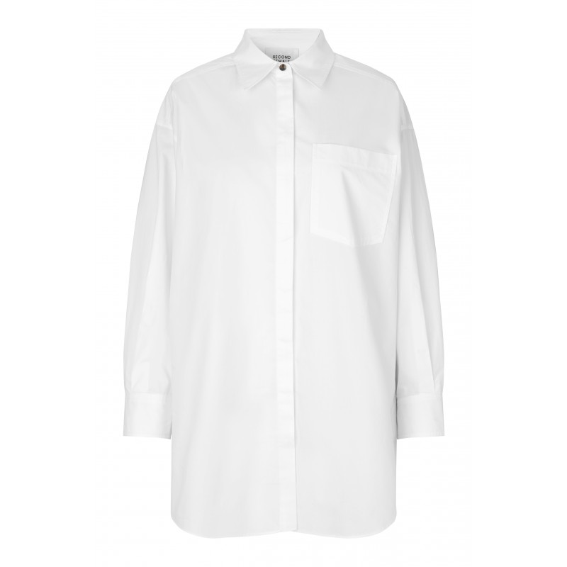 Larkin New Oversize Shirt