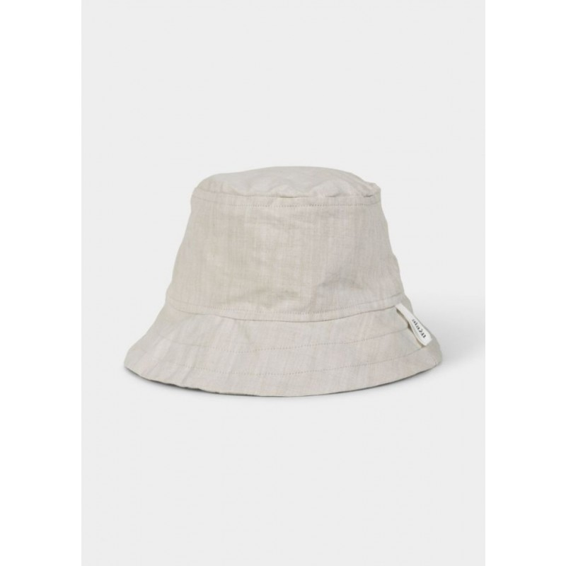 Nina Hat Cotton Slub - Nature