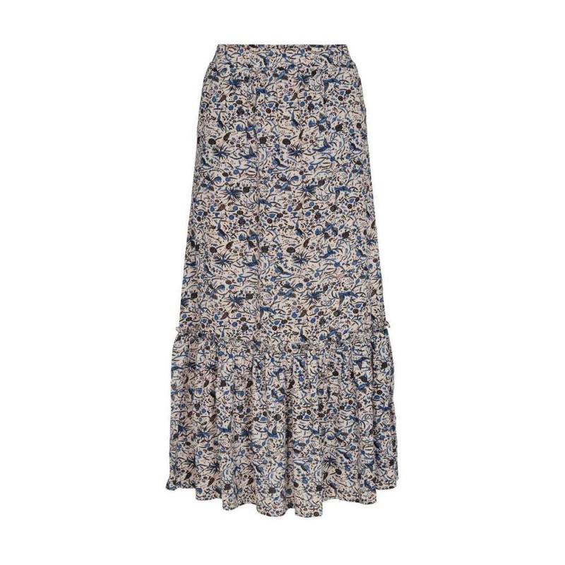 Levi Gipsy Skirt - Sky blue
