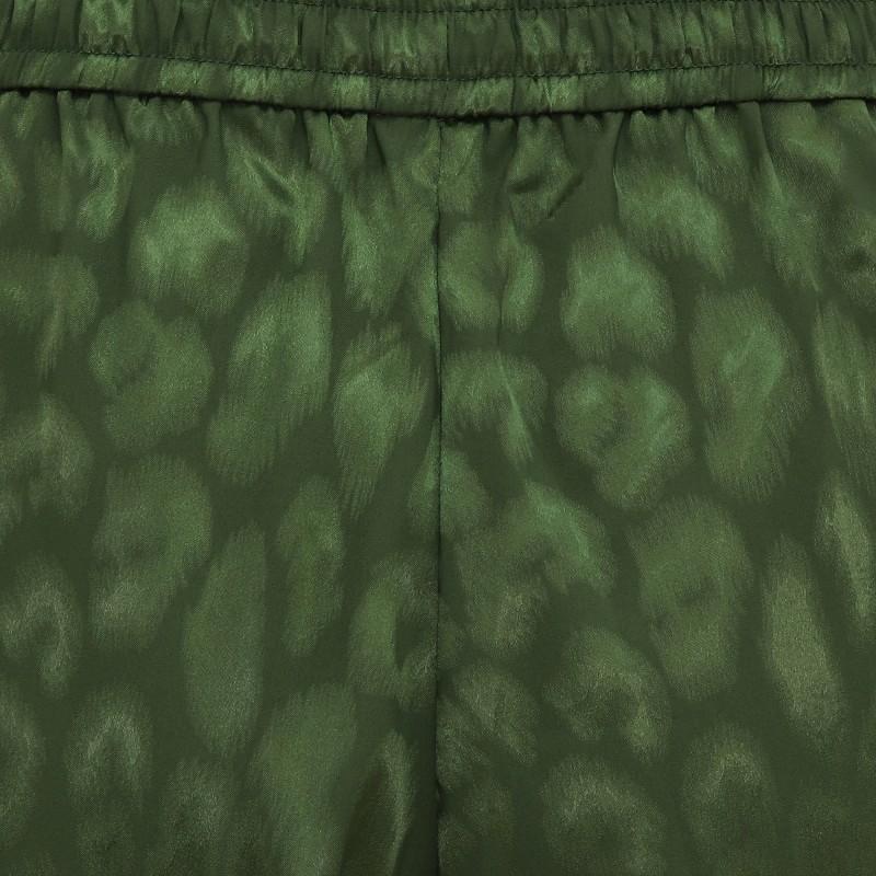 Cora Pants – Cactus Leo Jacquard Karmamia