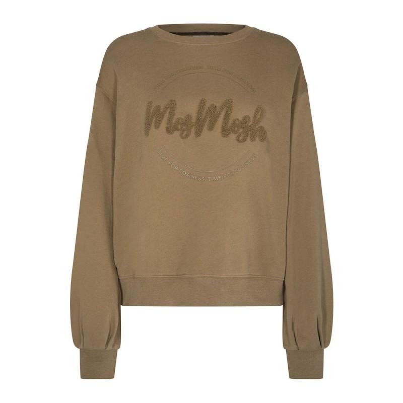 Ambon O-LS Sweatshirt - ARMY