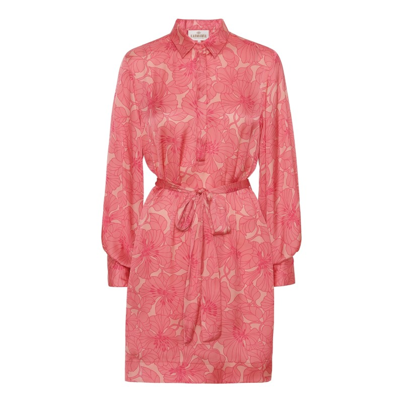Millie Dress – Gardenia Pink