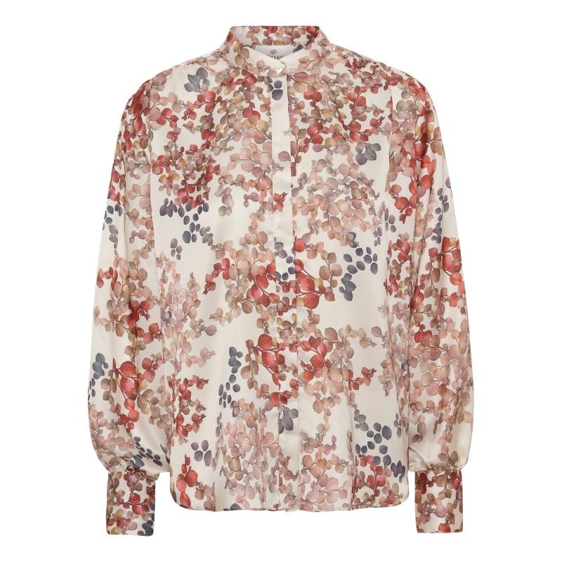 Cornelia Shirt - Melange Ivory