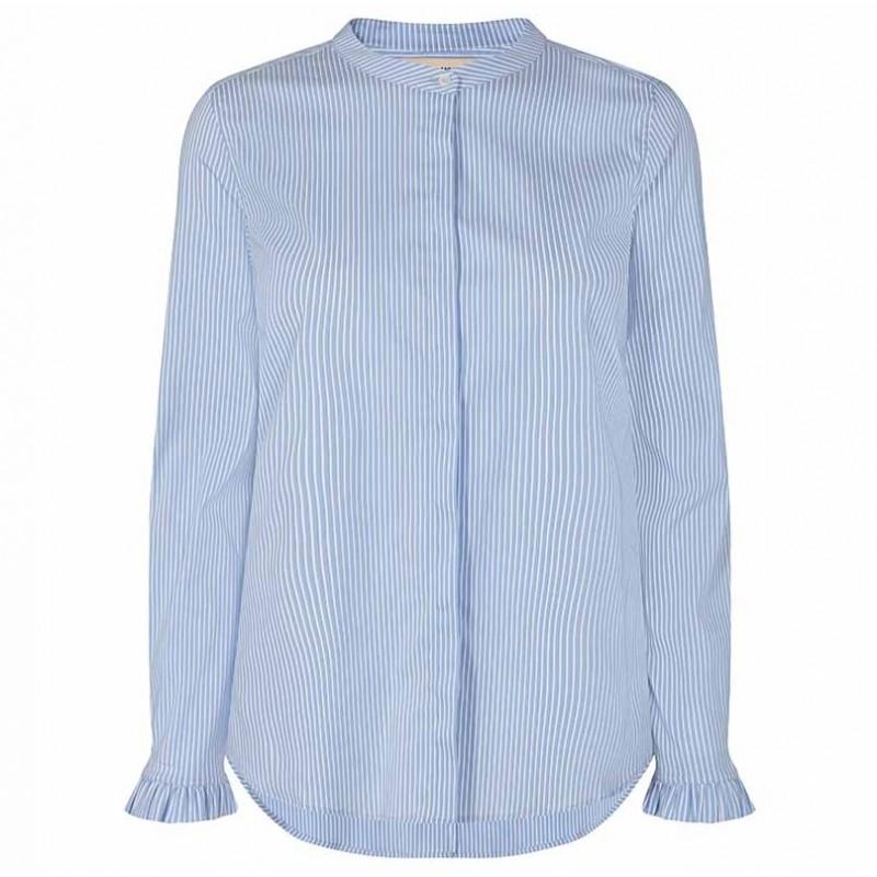 Mattie Shirt - blue