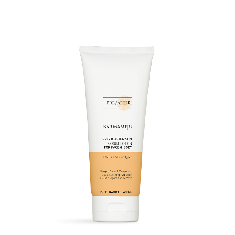 AFTERSUN Serum-lotion - Travel Size