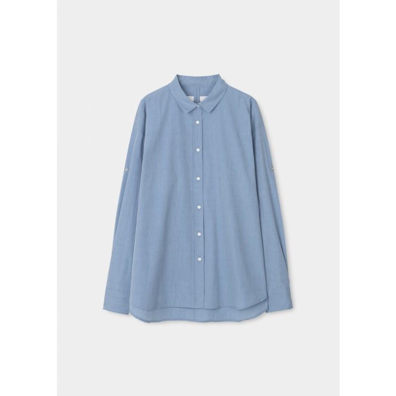 1407 Shirt - Deep Blue