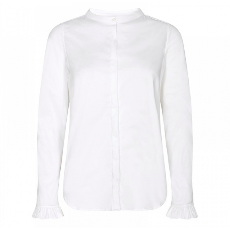 Mattie Shirt - white