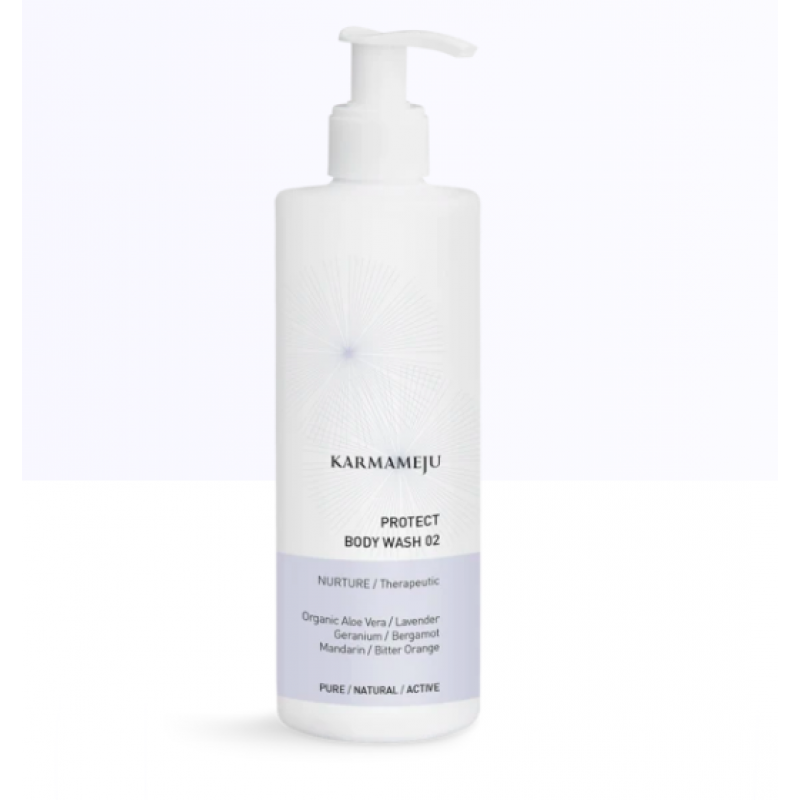 PROTECT / BODY WASH 02 - 400 ml