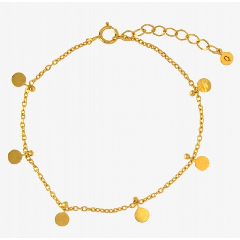 Mini coin bracelet - HULTQUIST