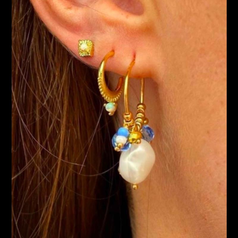 Ocean earrings - HULTQUIST
