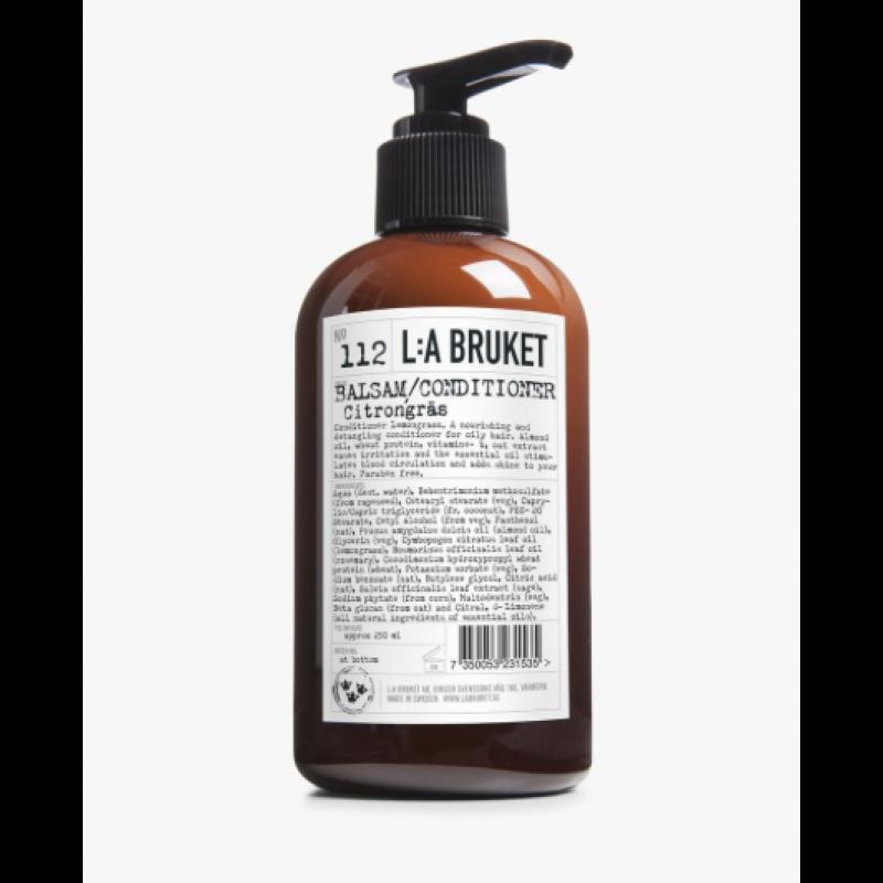 No. 112 Balsam/conditioner - Citrongräs/lemongrass