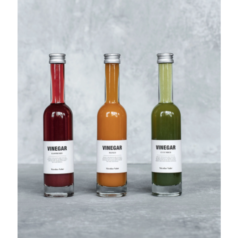 Vinegar, Raspberry, 200 ml. - Nicolas Vahé