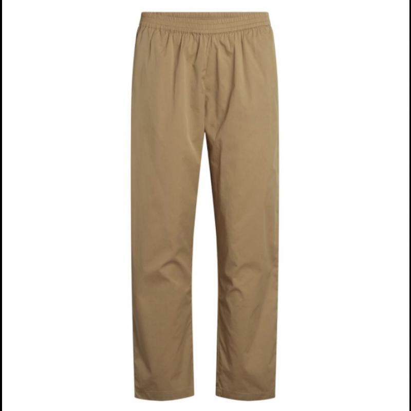 Cotton Crisp Pant - Khaki