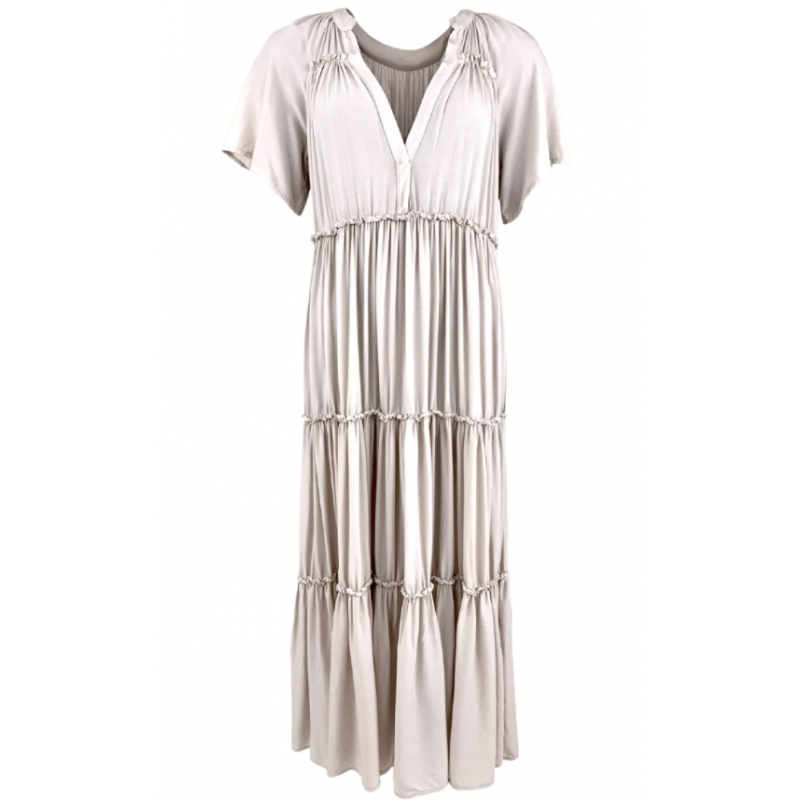 Ada Boho dress - Sand