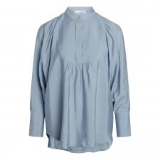 Callum Volume Shirt - Pale Blue Co'Couture