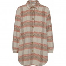 Check shirt - Sand rosa - Costa Mani