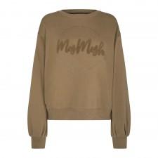 Ambon O-LS Sweatshirt Mos Mosh