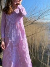 Long Goa Lilac Dress - One Season