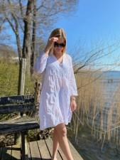 MiddyGoa White Dress - One Season
