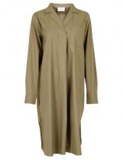 Jessica Shirt Dress Neo Noir