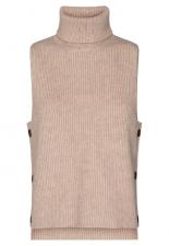 Row Button Vest Co'Cotoure