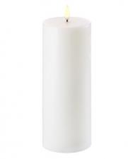 Pillar Candle 7,8 x 20,3 cm - UYUNI