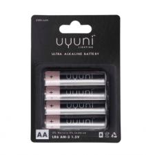 Alkaline Batteries AA, 1,5V, 2300mAh – 4 pack