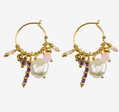 Ophelia earrings - HULTQUIST