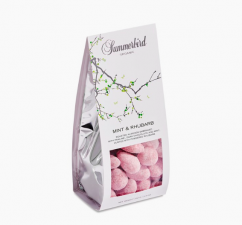 Påskechokolade Mandler - Mint & Rhubarb fra Summerbird