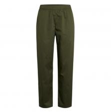 Cotton Crisp Pant - Dark Army Co'Couture