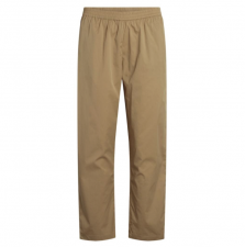 Cotton Crisp Pant - Khaki Co'Couture