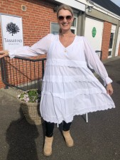 Articolo Demetra dress Banditas hvid kjole