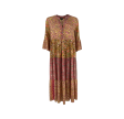 Luna Boho Long Dress