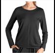 Shirt - Yoga - HANRO black