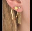 PETIT ETOILE EARRING - GOLD