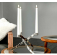 Uyuni LED kronelys 2 stk - 2,3 x 20,5 cm