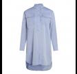 Sissa Tunic Shirt - sky blue