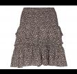 Breeze flower smock skirt
