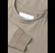 Long Sleeve Tee / Hazel Melange